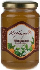Μέλι Πορτοκαλιάς 450gr